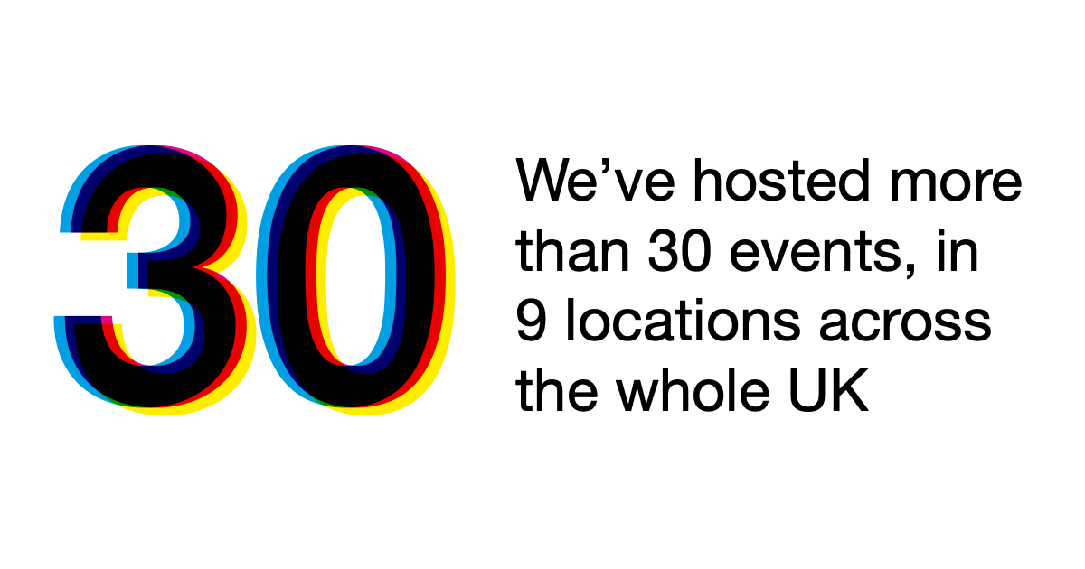30 events